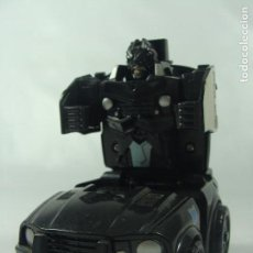 Figuras y Muñecos Transformers: BARRICADE CYBER SLAMMERS - TRANSFORMERS THE MOVIE - HASBRO/TAKARA 2006. Lote 121066063