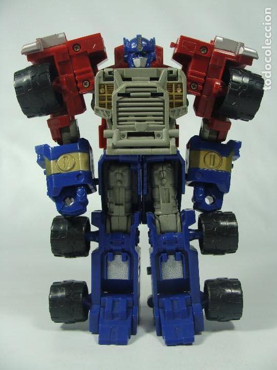 Optimus Prime Transformers Armada Bootleg 2002
