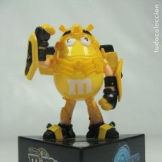 Figuras y Muñecos Transformers: BUMBLEBEE - HUCHA PROMOCIONAL DE M&M - TRANSFORMERS REVENGE OF THE FALLEN - 2009. Lote 121104755