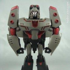 Figuras y Muñecos Transformers: MEGATRON DECEPTICON ULTIMATE INTERGALACTIC TYRANT - LEADER CLASS - TRANSFORMERS ANIMATED - 2007. Lote 121109187