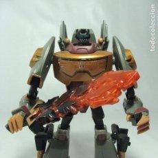 Figuras y Muñecos Transformers: GRIMLOCK - AUTOBOT DINOBOT LEADER - VOYAGER CLASS - TRANSFORMERS ANIMATED - 2007. Lote 121110063