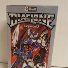 Figuras y Muñecos Transformers: DIACLONE MICROROBOT 26 REVELL ESCALA 1/60. Lote 122018528