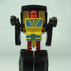 Figuras y Muñecos Transformers: CONVERTORS CONVERT-A-BOT - COCHE TRANSFORMABLE ESTILO TRANSFORMERS - HECHO EN VENEZUELA EN 1986 - A. Lote 122530403