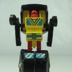 Figuras y Muñecos Transformers: CONVERTORS CONVERT-A-BOT - COCHE TRANSFORMABLE ESTILO TRANSFORMERS - HECHO EN VENEZUELA EN 1986 - B. Lote 122530627