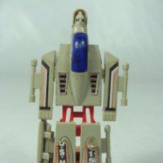 Figuras y Muñecos Transformers: MOTOBOTS - AVIÓN F-15 TRANSFORMABLE ESTILO TRANSFORMERS - HECHO EN MACAO EN LOS 80S. Lote 122530871