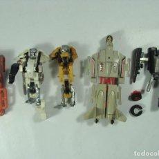 Figuras y Muñecos Transformers: GOBOTS Y MOTOBOTS - DESPIECE. Lote 122531155