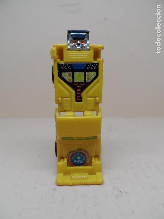 Figuras y Muñecos Transformers: FIGURA TRANSFORMERS BOOTLEG ARTEC - Foto 4 - 122981207
