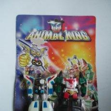 Figuras y Muñecos Transformers: ANTIGUO BLISTER CON 2 TRANSFORMERS BOOTLEG DE UNOS 10CM AÑOS 80. Lote 125144439