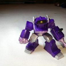 Figuras y Muñecos Transformers: MUÑECO MINIATURA TRANSFORMER FIGURA. Lote 125155070