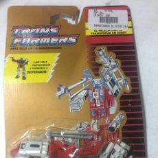 Figuras y Muñecos Transformers: ANTIGUO TRANSFORMER AUTOBOT PROTECTOBOT BLADES FABRICADO POR HASBRO. EN Y EN SU BLIS. Lote 125278979