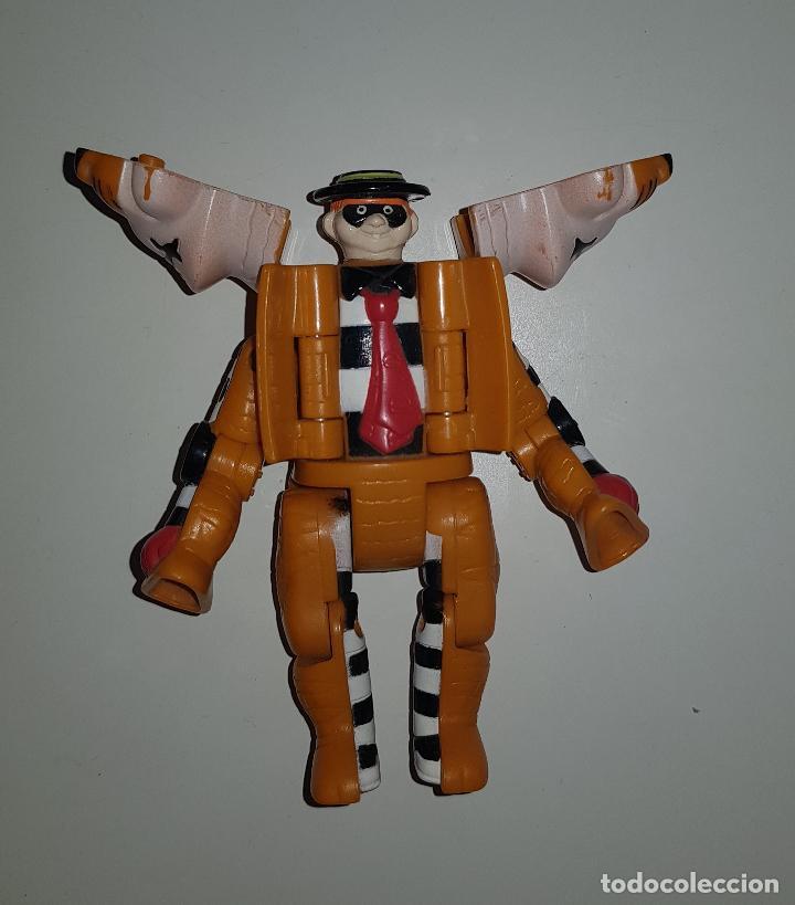 TRANSFORMERS - TIGRE MCDONALDS PROMOCIÓN 1999 MASCOTAS (MCDONLAD'S) (Juguetes - Figuras de Acción - Transformers)