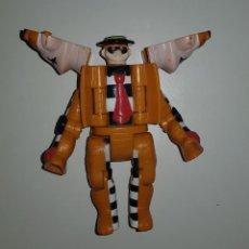 Figuras y Muñecos Transformers: TRANSFORMERS - TIGRE MCDONALDS PROMOCIÓN 1999 MASCOTAS (MCDONLAD'S). Lote 150682433