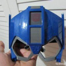 Figuras y Muñecos Transformers: GAFA-CARETA.TRANSFORMER AZUL. Lote 125351007
