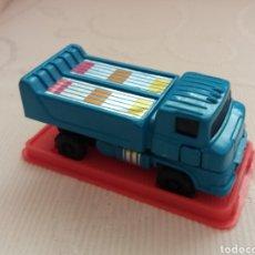 Figuras y Muñecos Transformers: CAMIÓN SIGIMA SE TRANSFORMA EN ROBOT AÑOS 70. Lote 125409584