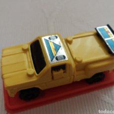 Figuras y Muñecos Transformers: COCHE SIGIMA SE TRANSFORMA EN ROBOT AÑOS 70. Lote 125409858