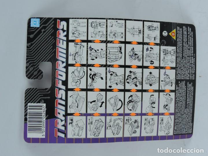 Figuras y Muñecos Transformers: TRANSFORMERS CONSTRUCTICONS DECEPTICON, EXCAVADORA, NUEVO. SIN ABRIR. - Foto 2 - 127264848