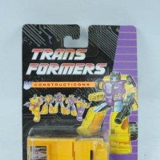 Figuras y Muñecos Transformers: TRANSFORMERS CONSTRUCTICONS DECEPTICON, CAMION, NUEVO. SIN ABRIR.. Lote 127264860