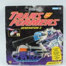 Figuras y Muñecos Transformers: BLISTER TRANSFORMERS ARCHFORCE, GENERATION 2, SIN ABRIR. MUY RARO.. Lote 126450895
