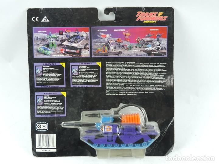 Figuras y Muñecos Transformers: BLISTER TRANSFORMERS ARCHFORCE, GENERATION 2, SIN ABRIR. MUY RARO. - Foto 2 - 126450895
