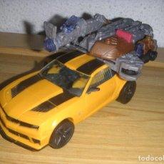 Figuras y Muñecos Transformers: TRANSFORMER BUMBLEBEE LEADER CLASS MECHTECH (HASBRO, 2011) TRANSFORMERS DARK OF THE MOON. Lote 126500575