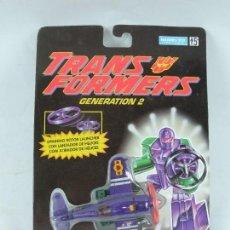 Figurines et Jouets Transformers: TRANSFORMERS ROTORBOTS GENERATION 2, DECEPTICON. HASBRO 1993. SIN ABRIR.. Lote 126526427