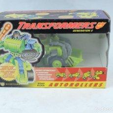 Figuras y Muñecos Transformers: TRANSFORMERS GENERATION 2, AUTOROLLERS, DECEPTICON, NUEVO, SIN ABRIR.. Lote 126529391