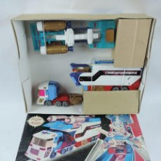 Figuras y Muñecos Transformers: TRANSFORMERS TURBOMASTER THUNDER CLASH, HASBRO INTERNACIONAL 1991, SIN USAR, BUEN ESTADO DE CONSERVA. Lote 126535003