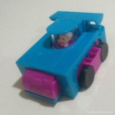 Figuras y Muñecos Transformers: TRANSFORMERS CEREALES COCHES KELLOGGS PROMOCIONAL COCHE CAR CARS KELLOGG TRANSFORMER RICE KRISPIES. Lote 127666231