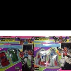 Figuras y Muñecos Transformers: BOOTLEG TRANSFORMERS LA UNIDAD. Lote 195344771