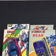 Figuras y Muñecos Transformers: BOOTLEG TRANSFORMERS. Lote 141435390