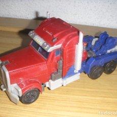 Figuras y Muñecos Transformers: TRANSFORMERS OPTIMUS PRIME WEAPONIZER CLASS (HASBRO, 2012) 1: 001. Lote 132527439
