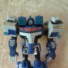 Figuras y Muñecos Transformers: TRANSFORMERS, ANIMATED ULTRA MAGNUS CON LUZ Y SONIDO. Lote 134552774