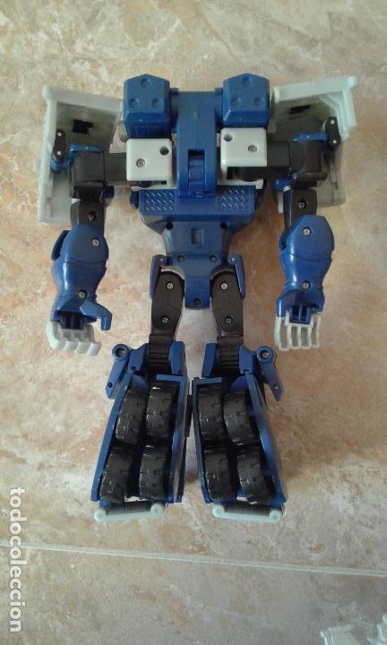 Figuras y Muñecos Transformers: Transformers, Animated Ultra Magnus con luz y sonido - Foto 2 - 134552774