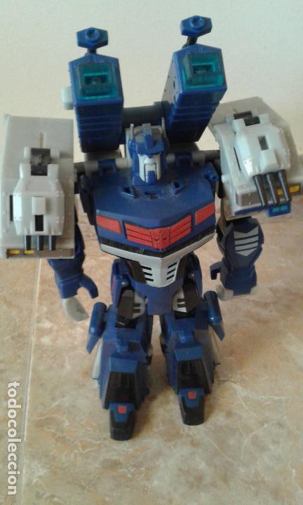 Figuras y Muñecos Transformers: Transformers, Animated Ultra Magnus con luz y sonido - Foto 3 - 134552774