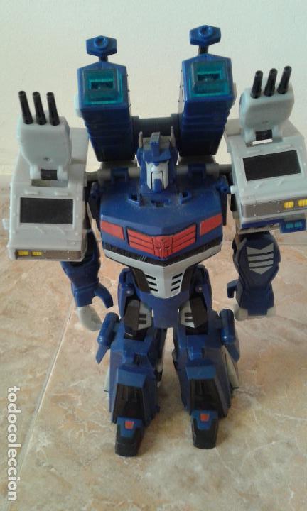 Figuras y Muñecos Transformers: Transformers, Animated Ultra Magnus con luz y sonido - Foto 4 - 134552774