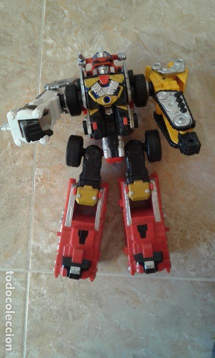 TRANSFORMERS, COMBINER FORCE (Juguetes - Figuras de Acción - Transformers)