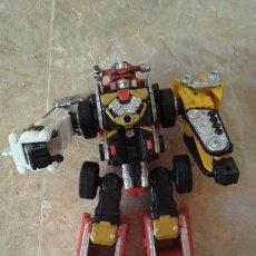 Figuras y Muñecos Transformers: TRANSFORMERS, COMBINER FORCE. Lote 134552950