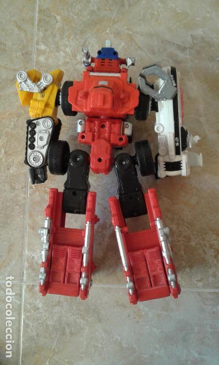 Figuras y Muñecos Transformers: Transformers, Combiner Force - Foto 2 - 134552950
