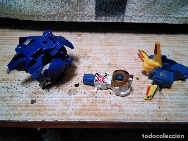 LOTE JUGUETES TRANSFORMABLES (Juguetes - Figuras de Acción - Transformers)