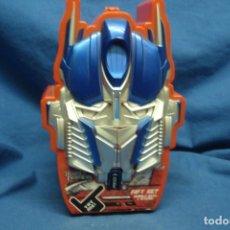 Figuras y Muñecos Transformers: CAJA TRANSFORMER . Lote 137670298