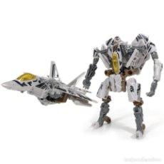 Figuras y Muñecos Transformers: TRANSFORMERS DARK OF THE MOON: STRSCREAM (2011) CLASE DELUXE, HASBRO, COMPLETO. Lote 139001958