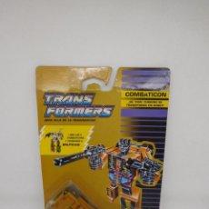 Figuras y Muñecos Transformers: TRANSFORMERS COMBATICON DECEPTICON SWINDLE COCHE CAMEL. Lote 127501535