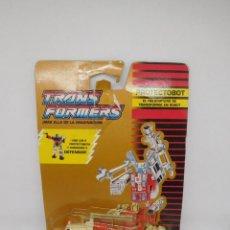 Figuras y Muñecos Transformers: TRANSFORMERS PROTECTOBOT AUTOBOT BLADES HELICOPTERO. ORIGINAL AÑOS 90.. Lote 140808962