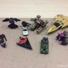 Figuras y Muñecos Transformers: LOTE DE TRANSFORMERS G1 Y HEADMASTERS. Lote 141138890