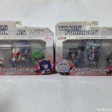 Figuras y Muñecos Transformers: LOTE 6 MUÑECOS FIGURAS DE TRANSFORMERS NUEVOS EN SU CAJA ORIGINAL.. Lote 217931290