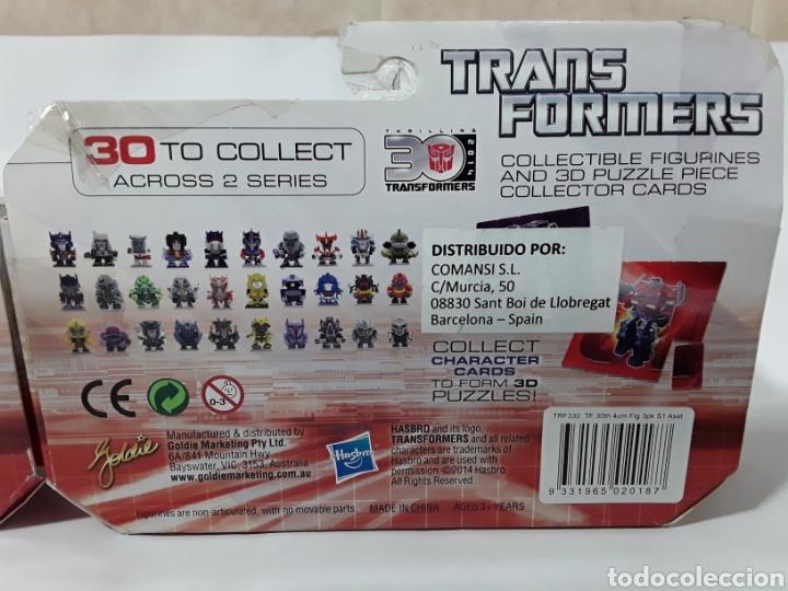Figuras y Muñecos Transformers: Lote 6 muñecos figuras de transformers Nuevos en su caja original. - Foto 4 - 141932552