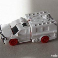 Figuras y Muñecos Transformers: ANTIGUO TRANSFORMER DE PLÁSTICO.. Lote 143028346