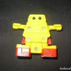 Figuras y Muñecos Transformers: FIGURA MUÑECO ROBOT LETRABOTS LETRABOT LETRA BOTS LETRA - A- TRANSFORMABLE. Lote 155208716