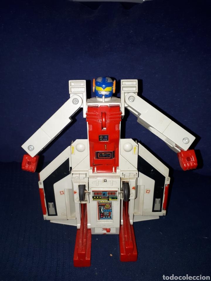 Figuras y Muñecos Transformers: Robot transformers de los primeros MADE IN JAPAN posiblemente HORIKAWA años 80 leer descripción - Foto 5 - 143915356