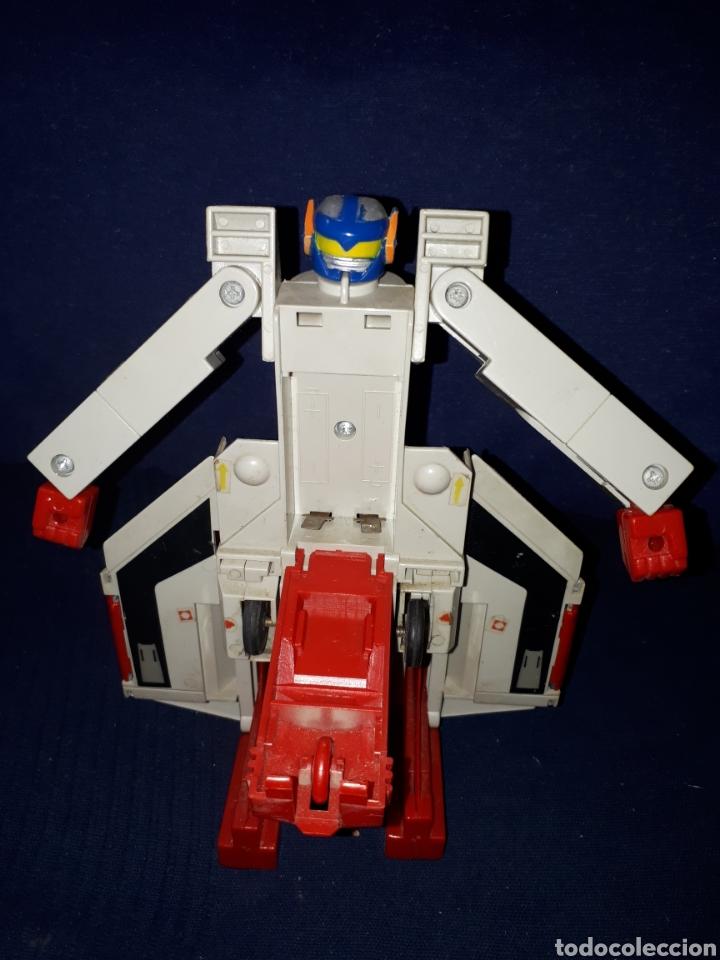 Figuras y Muñecos Transformers: Robot transformers de los primeros MADE IN JAPAN posiblemente HORIKAWA años 80 leer descripción - Foto 6 - 143915356